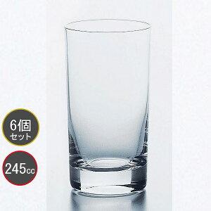 東洋佐々木ガラス 6個セット ナック 38タンブラー HS強化グラス T-20106HS プロユース 業務用 家庭用