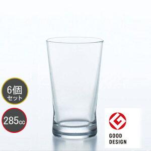 東洋佐々木ガラス 6個セット フィヨルド 10オンスタンブラー HS強化グラス T-22105HS プロユース 業務用 家庭用 コップ 家飲み ウィスキーグラス バーアイテム