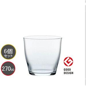 東洋佐々木ガラス 6個セット スリール フリーグラス タンブラー HS強化グラス B-42104HS プロユース 業務用 家庭用 コップ 家飲み ウィスキーグラス バーアイテム