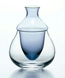 東洋佐々木ガラス 冷酒カラフェ 65222DV 220ml 氷ポケット付き プロユース 業務用 家庭用 バーアイテム