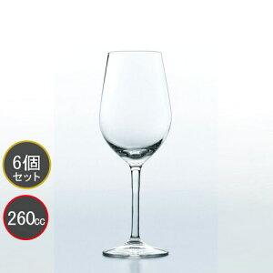 東洋佐々木ガラス 6本セット レセプション ワイングラス 30K37HS HS強化グラス プロユース 業務用 家庭用 コップ 家飲み ワイングラス バーアイテム