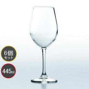 東洋佐々木ガラス 6本セット レセプション ワイングラス 30K35HS HS強化グラス プロユース 業務用 家庭用 コップ 家飲み ワイングラス バーアイテム