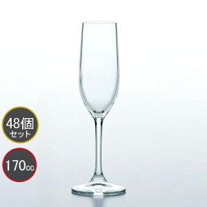 東洋佐々木ガラス 48本セット レセプション シャンパングラス 30K54HS HS強化グラス プロユース 業務用 家庭用 コップ 家飲み ワイングラス バーアイテム