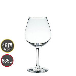 東洋佐々木ガラス 48本セット ペティオ−ル ブルゴーニュ ワイングラス 30M85CS HS強化グラス プロユース 業務用 家庭用 コップ 家飲み バーアイテム
