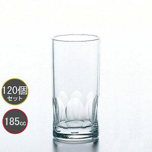 東洋佐々木ガラス HS強化グラス 120個セット ラウト タンブラーグラス 06406HS-E102 プロユース 業務用 家庭用 コップ 家飲み ウィスキーグラス バーアイテム