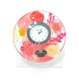ドリームクロック 置き時計 ジュリエッタ 直径約11cm×高さ4cm CDD72105CL