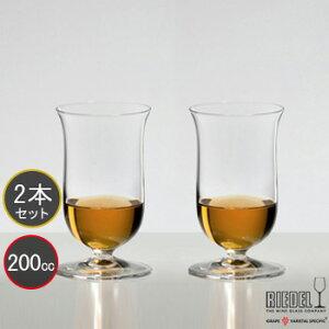 送料無料・包装無料 RIEDEL リーデル ヴィノム(ビノム) 6416/80 ワイングラス シングル・モルト・ウィスキー ≪ペア≫
