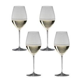 4本購入でポイント5倍 送料無料・包装無料 リーデル リーデル・ヴェリタス 6449/28 シャンパーニュ・ワイン・グラス ≪4本セット≫