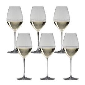 6本購入でポイント5倍 送料無料・包装無料 リーデル リーデル・ヴェリタス 6449/28 シャンパーニュ・ワイン・グラス ≪6本セット≫