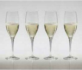 4本購入でポイント10倍 送料無料・包装無料 RIEDEL リーデル ヴィノム(ビノム) シャンパン ワイングラス キュヴェ・プレステージ ≪4本セット≫ 6416/48