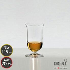 包装無料 RIEDEL リーデル ヴィノム(ビノム) ワイングラス シングル・モルト・ウィスキー 6416/80