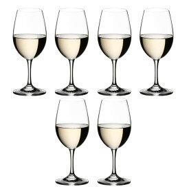 6本購入でポイント10倍 送料無料・包装無料 RIEDEL リーデル オヴァチュア(オバチュア) 6408/5 6408/05 ワイングラス ホワイトワイン 白ワイン <6本セット> overture