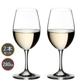 包装無料 RIEDEL リーデル オヴァチュア(オバチュア) ホワイトワイン <ペア> 6408/5 6408/05 overture