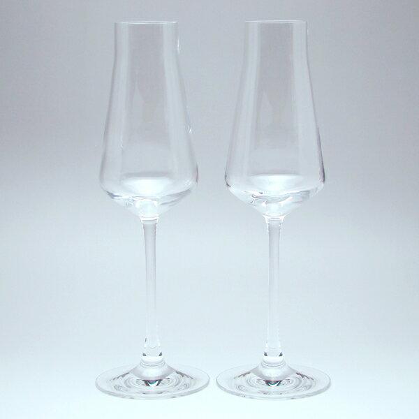 名入れグラス 《代引き不可》 【送料無料】Baccarat バカラ シャトー シャンパン ペア 2611-149 【レリーフ料込み グラス名入れ】