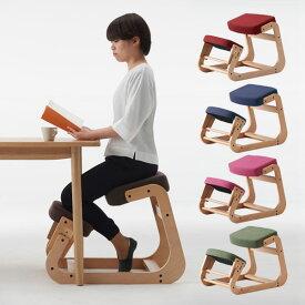 姿勢補助デスクチェア スレッドチェア SLED-1 学習チェア 学習椅子 木製チェア バランスチェア 子供チェア 子供椅子 オフィス パソコンチェア 送料無料 弘益 キャッシュレス 5% 消費者 還元