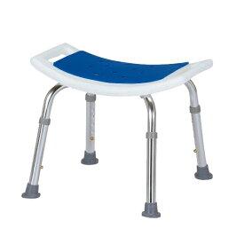 お風呂椅子 5段階 高さ調節機能付 シャワーチェアー(背ナシ) WG-5001 送料無料 弘益 キャッシュレス 5% 消費者 還元