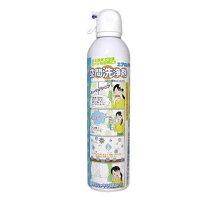 花粉、ホコリ、ウイルスを包んで一掃「空間洗浄剤エアロパル」