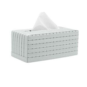 Bandc ティッシュケース ライトグレー 鼻セレブ エリエール 贅沢保湿 対応 エシカル 自然素材 シンプル 北欧 モダン インテリア 日本製 BT0405 Bandc Tissue Case T6 / Light Gray