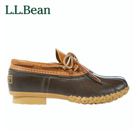【公式】エルエルビーン エル・エル・ビーン・ブーツ、ラバー・モカシン ウィメンズ 1色 2サイズ
