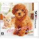 【新品】3DS nintendogs + cats トイ・プードル & Newフレンズ【【任天堂】