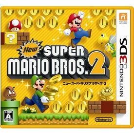 【新品】3DS New スーパーマリオブラザーズ 2 【ポスト投函便可】【任天堂】