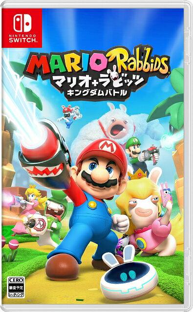 Nintendo Switch マリオ+ラビッツ キングダムバトル 【新品】【1個までゆうパケット可】【RCP】[201801]