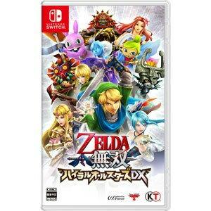Nintendo Switch ゼルダ無双 ハイラルオールスターズ DX 【新品】【1個までゆうパケット可】【RCP】[201803]
