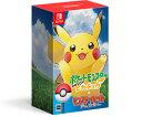 【新品】【旅立ちガイド付き】Nintendo Switch ポケットモンスター Let's Go! ピカチュウ モンスターボール Plusセ…