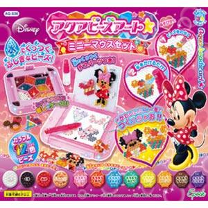 アクアビーズ ミニーマウスセット AQ-S36【RCP】[201404]