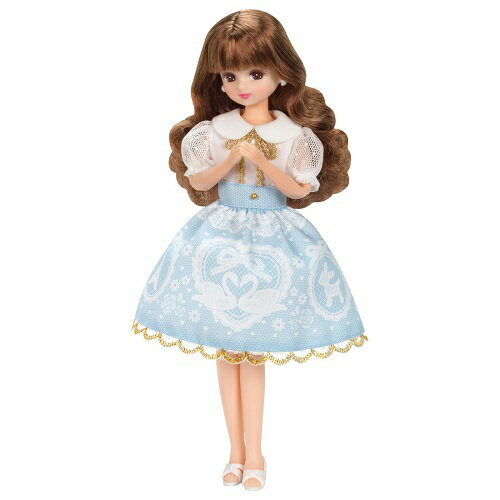リカちゃん LW-02 ドリームスワン【タカラトミー】【ドレス】※人形は別売です