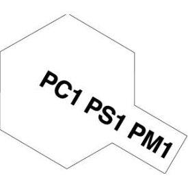 タミヤカラー PS-1 ホワイト ポリカーボネート専用スプレー塗料(ミニ)【RCP】