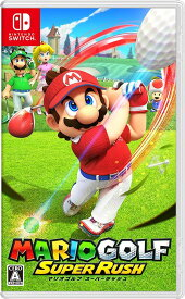 【新品】マリオゴルフ スーパーラッシュ -Nintendo Switch 【任天堂】【ポスト投函便にて発送】