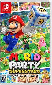 【新品】マリオパーティ スーパースターズ -Nintendo Switch【任天堂】