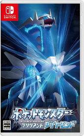 【新品】ポケットモンスター ブリリアントダイヤモンド -Nintendo Switch【任天堂】