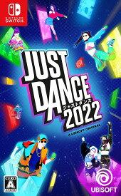 【新品】ジャストダンス2022 -Nintendo Switch【UBIソフト】