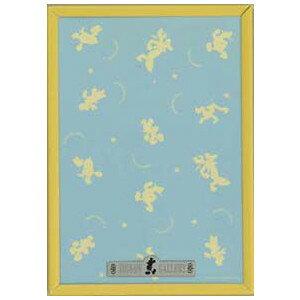 ジグソーパネル ディズニー専用パネル 108ピース用 <イエロー> (18.2×25.7cm) 1-ボ 【テンヨー】【パズルフレーム】