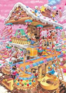 ディズニー300ピース おかしなおかしの家 (30.5×43cm) (D-300-275)【ディズニーパズル】