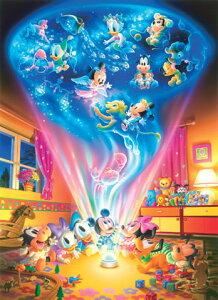 ディズニー300ピース 夢色プラネタリウム (30.5×43cm) (D-300-251)【ディズニーパズル】