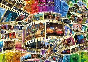 ディズニー300ピース ピクサー アニメーションヒストリー 【ホログラムジグソー】 (30.5x43cm) (D-300-003)【ディズニーパズル】