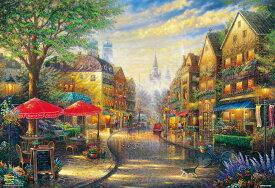 2000スモールピース ジグソーパズル 木漏れ日の花咲くカフェ(トーマス・キンケード)【S92-501】【72×49cm】【ビバリー】