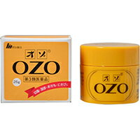 【第3類医薬品】明治薬品 OZO オゾ 26g明治薬品 OZO(オゾ) 26g オゾ 皮膚の薬 切り傷・すり傷 軟膏