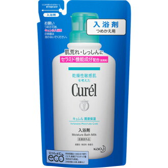 Curel Moisture Bath Milk Refill 360ml Quasi-Drug 4901301281364 Kao Japan