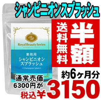 ◆Body odor extract supplement which smells of champignon splashing (for a half year approximately six months) 360 ◆ [product] supplement supplement for duties