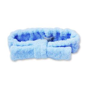 日本が世界に誇る「今治タオル」を使用した、唯一のドッググッズ。ふわふわイヤーバンドピンクブルー