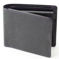 PLOWメッシュエンボスシリーズ二つ折り財布