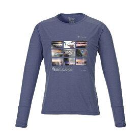 【SALE】KANI オリジナル ロングTシャツ ネイビー M