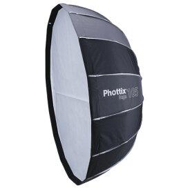 Phottix ( フォティックス ) Raja Quick-Folding Softbox 105cm / 傘のように素早く展開 ソフトボックス ボーエンズマウント付属