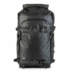 Shimoda (シモダ) アクションX30 バックパック ブラック / カメラリュック カメラバッグ