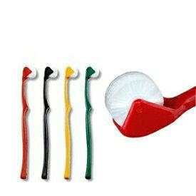 (あす楽発送 ポスト投函!)(送料無料)(360度毛歯ブラシ)コロコロブラシ(COLOCOLO BRUSH) - 9,000本以上のロビンソンブラシが歯垢を強力に除去(ネコポス)【smtb-s】