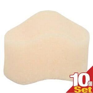 ◆(あす楽対応)メルシーBeep(ビープ) ドライタイプ x10個セット - 天然海綿、海綿スポンジに変わる新素材登場!!減菌処理済みで安心!
